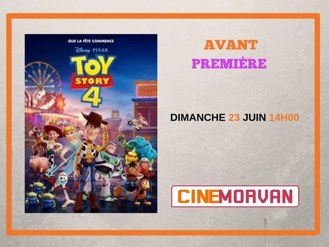 Avant Première Toy Story 4