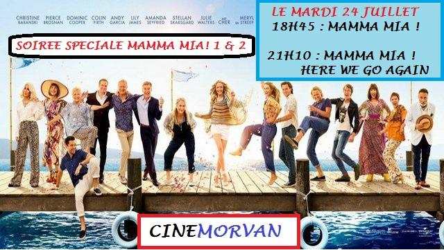 Soirée Spéciale Mamma Mia !