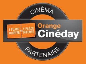 Orange cin�day