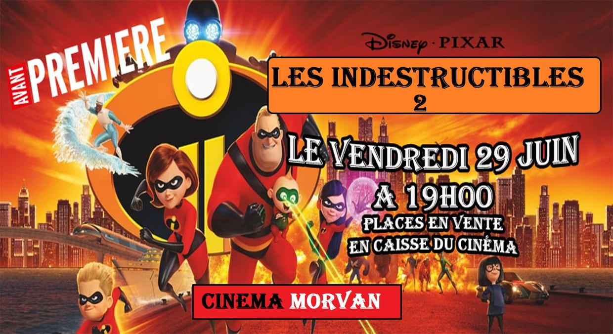 Photo du film Les Indestructibles 2