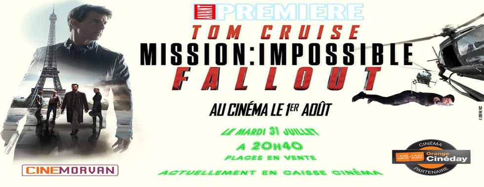 AVP Mission Impossible Fallout
