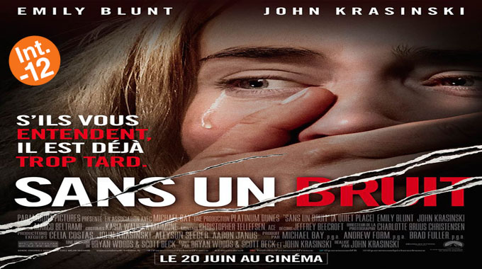 Photo du film Sans un bruit