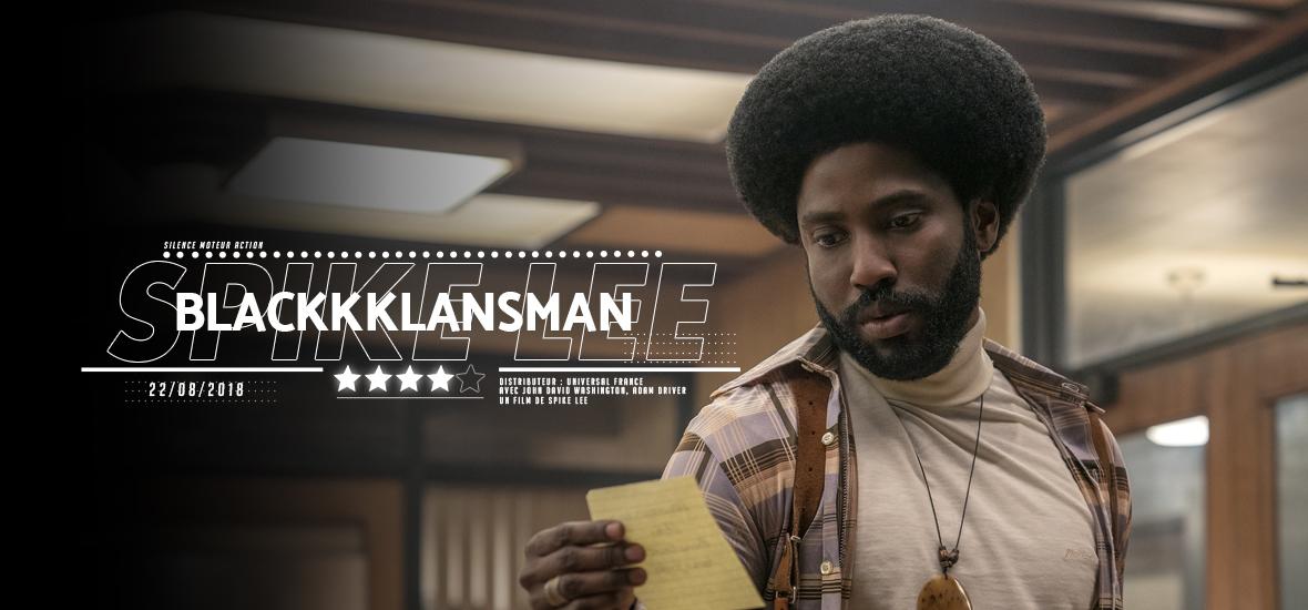 Photo du film BlacKkKlansman - J'ai infiltré le Ku Klux Klan