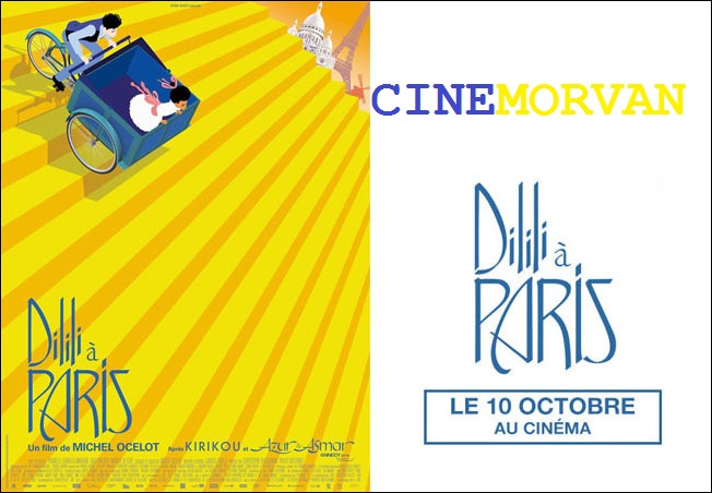 Photo du film Dilili à Paris