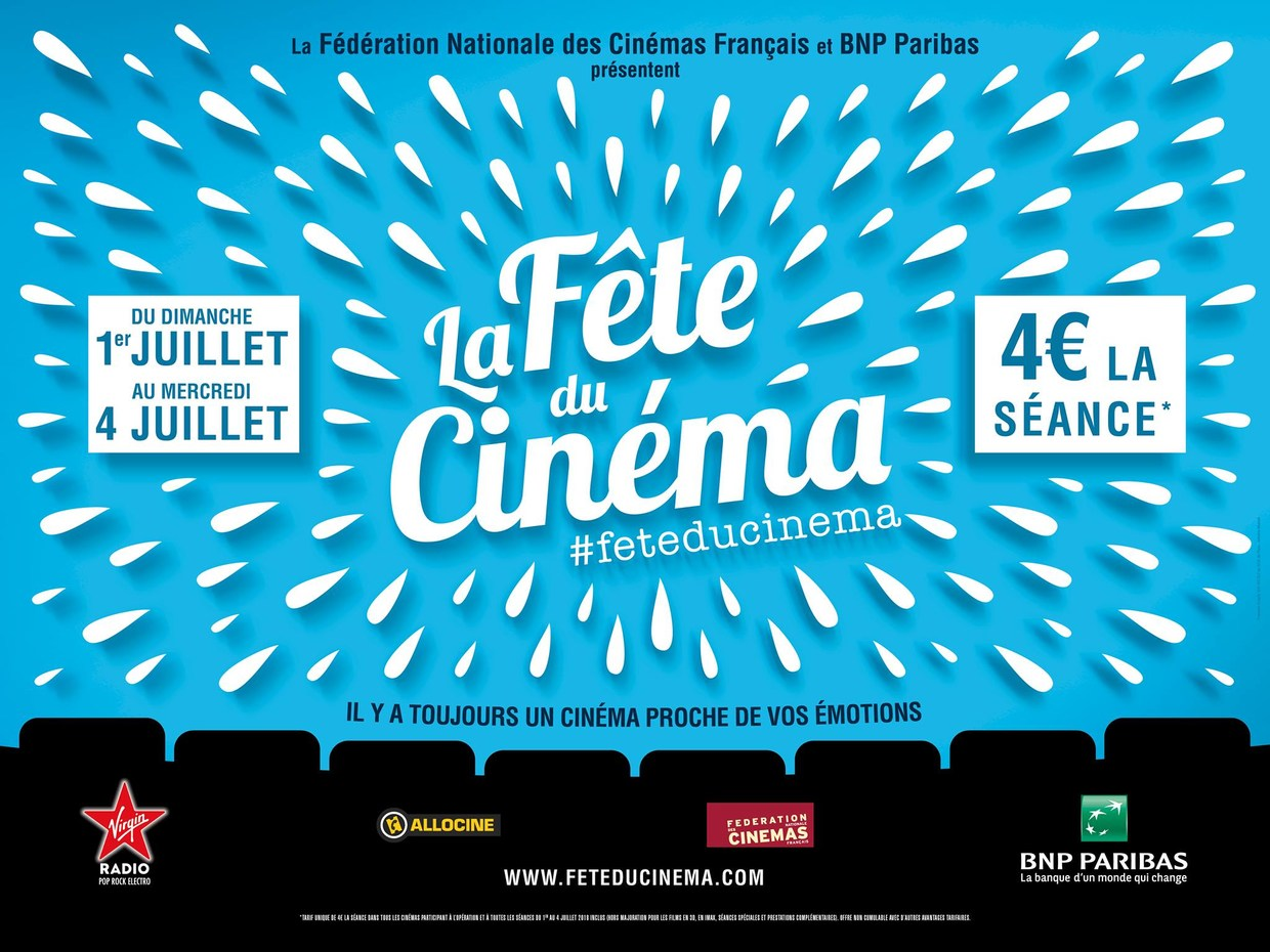 LA FÊTE DU CINEMA