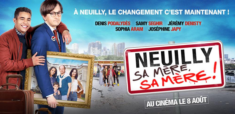 Photo du film Neuilly sa mère, sa mère